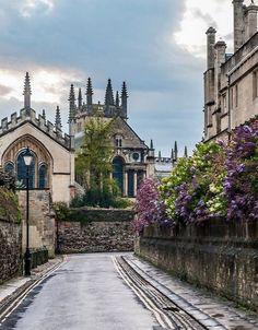 bellasecretgarden: Oxford, Egland by stephanrudolph on Flickr