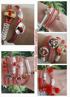 Antonella Genio Creations March, Bracelets, Bracelet, Bangles, Mac, Bangle, Arm Bracelets, Mars, Super Duo