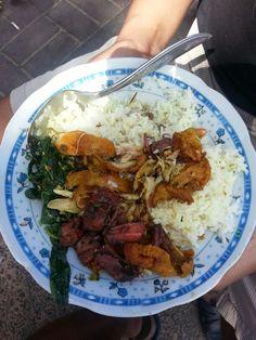 Nasi ayam - Mak Weti Sanur Beach