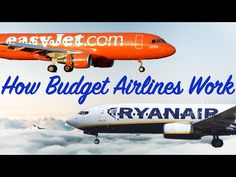 How Budget Airlines Work and How They Offer Flights at Significantly Lower Pirces[Video] | Geeks are Sexy Technology News