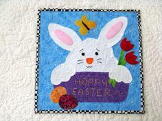 hoppy easter bunny - pdf linked
