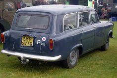 Standard Ensign RAF staff car.