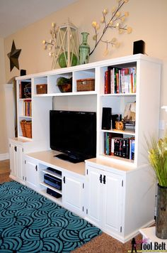 Entertainment Center (pb Media Center Plan