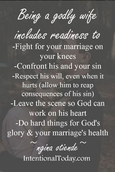 Wifehood is the biggest blessing but it is also hard work. If your husband has checked out, God has not. He can use you to restore your marriage but first you must surrender the pieces of your marriage, and heart, to Him. Here's what to do when you feel like giving up on your marriage