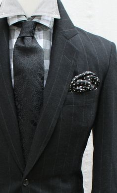 Very cool men's fashion.