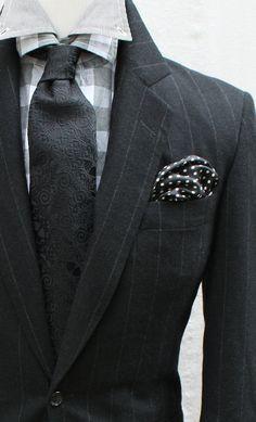Very cool men's fashion.