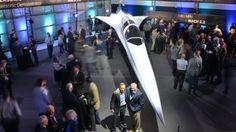 Die XB-1 soll ein schnelleres Passagierflugzeug als die Concorde werden. Jetzt wurde das erste Testflugzeug und ein neuer Kooperationspartner vorgestellt. Virgin Galactic soll bei