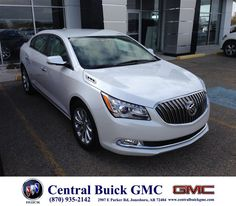 https://flic.kr/p/AFJL2v | Happy Anniversary to Karen & James  on your #Buick #LaCrosse from Justin Duckert at Central Buick GMC! | deliverymaxx.com/DealerReviews.aspx?DealerCode=GHWO