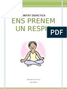 UNITAT DIDÀCTICA Del Conte, Relax, Mindfulness, Unity, Spirituality, Awareness Ribbons