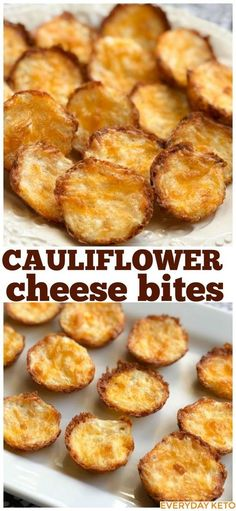 Cauliflower Bites are a tasty Keto snack! Cauliflower Cheese Bites These Cauliflower Bites are the easiest and tastiest Keto or low carb snack!These Cauliflower Bites are the easiest and tastiest Keto or low carb snack! Low Carb Appetizers, Appetizer Recipes, Keto Recipes, Ketogenic Recipes, Health Recipes, Dinner Recipes, Dessert Recipes, Diet Desserts, Cheap Recipes
