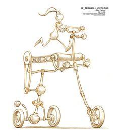 Horton Props and Transportation | Jake Parker