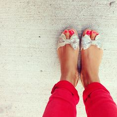 Cute Bow Flats - so adorable you can never go wrong with a cute flat