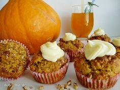 Najlepšie jesenné recepty. Inšpirujte sa! Mango, Ale, Cupcakes, Healthy, Breakfast, Sweet, Desserts, Food, Basket