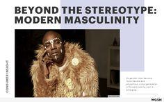 Artikel in eigen bezit over de nieuwe mannelijkheid.