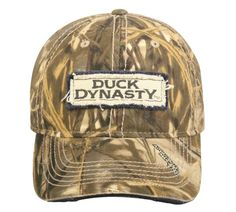 b6b7fa61ec571 Get your Duck Dynasty gear now at www.shopfishingandhunting.com Hunting Hat
