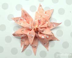 Step By Step Tutorial of Ribbon Bow | Young Craze