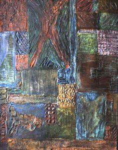 Joseph M Dunn, Manhattan College abstraction on ArtStack #joseph-m-dunn #art