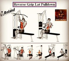 WEBSTA @ rage_muscles - .Having strong upper back muscles are just as important as having strong chest, shoulder and arm muscles.Physiologists suggests that exercising your upper back helps correct postural imbalances to help you look more graceful.The lat pulldown works your upper back, and its various grips, such as the reverse grip and the wide grip, determine the effectiveness of the exercise for certain areas of your body.For complete back development, I include exercises with all t