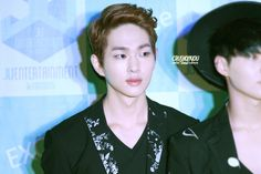 Onew (SHINee) @ Kpop Republic Press Conference 13.09.07 ~ Source : http://crushon-you.com/