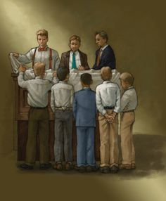 FHE: The Sacrament (by John Bytheway)