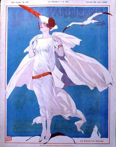 sydneyflapper: La Vie Parisienne 24 June 1922