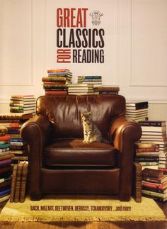 Perfect reading chair & good music too! #reader