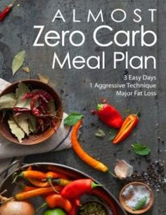 Atkins fat fast meets zero carb diet in the ultimate stall stopper. If low carb isn't working, take a 3-day break. Easy almost no carb recipes.