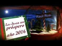 Tarjeta dé Navidad - YouTube