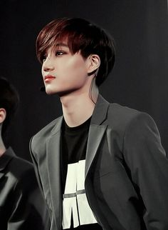 Kim Jong-in (born January 14, 1994), better known as Kai, is a South Korean singer and actor. He is a member of the South Korean-Chinese boy group EXO and its sub unit EXO