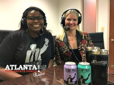 """On this week's Around Atlanta segment of Atlanta Real Estate Forum Radio, Monday Night Brewing Marketing Manager and """"Tall Drink of Water"""" Shakia Hollis joins co-hosts Carol Morgan and Todd Schnick to discuss the upcoming 2017 Prom at Monday Night Brewing on February 10."""