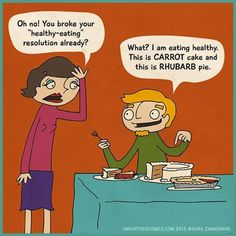 Image result for new year's resolution cartoon health
