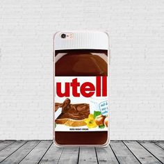 Original Nutella for iPhone 5/6/7 Models