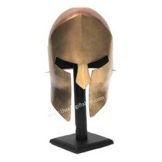 300 Spartan Warrior Steel Helmet