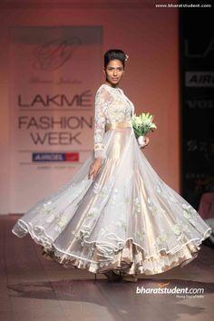 Bhairavi Jaikishan's Show at Lakme Fashion Week Summer/Resort 2013