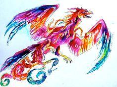 Phoenix | Phoenix Tattoo by Lucky978 on deviantART