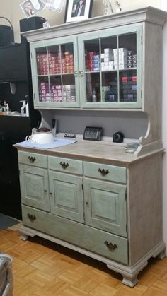 Our color bar by Lisa Koob with Whiskey and Lace. The Hair Salon LLC. Charlotte NC #salon_decor_colors