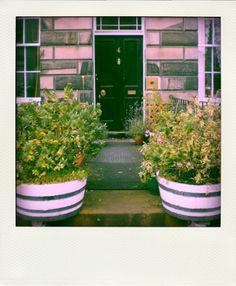 Door of Edinburgh
