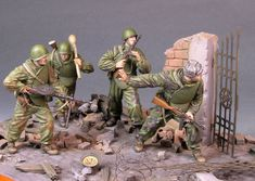 Dioramas and Vignettes: The Assault, photo #2