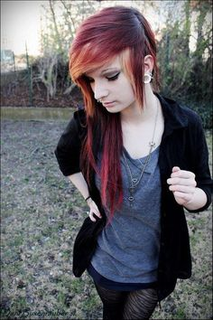 How about we yuh know just switch hair and faces....so I could actually be...pretty... ._.