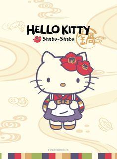 Hello Kitty Shabu-Shabu • Japanese Restaurant