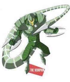 marvel scorpion - Bing Images Marvel Villains, Scorpion, Tigger, Bing Images, Spiderman, Disney Characters, Fictional Characters, Art, Scorpio