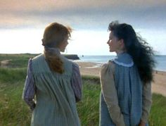 Don't be a drama queen, and other lessons in friendship from Anne Shirley. part of the Life Lessons from Green Gables series. Anne Shirley and Diana Barry, her bosom friend.