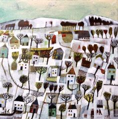 carnetimaginaire:  Este MacLeod, Late WInter