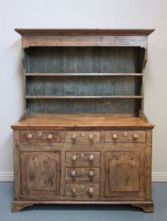 18th Century Antique Welsh Dresser