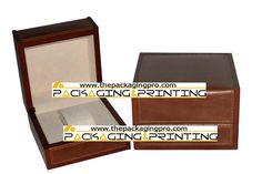 leather surface white velvet wooden jewelry box - http://www.thepackagingpro.com/products/leather-surface-white-velvet-wooden-jewelry-box/