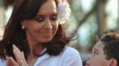 13A El video que emociona a Cristina