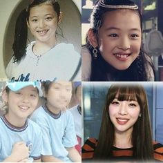 Past photos of f(x)'s Sulli before braces gain attention