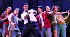 Andréa Burns, Robin de Jesús, Christopher Jackson, Lin-Manuel Miranda, Karen Olivo and Janet Dacal will reprise their roles on Broadway in I...