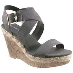 grey shoes Target $25
