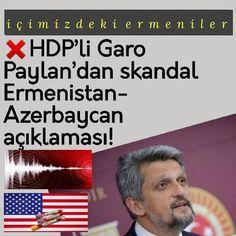 """Instagram'da Kenan Gümüş ...✒: """"İÇİMİZDEKİ ERMENİLER.. ❌HDP'li Garo Paylan'dan skandal Ermenistan-Azerbaycan açıklaması!. ❌Ermenistan geçtiğimiz günlerde Azerbaycan 'a…"""""""